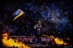 Ukr Revolution 2014 by j-filament