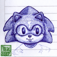 Daily sketch - N05 by PezAdriArts