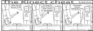 The Kinect cheat by BlueWizardCz