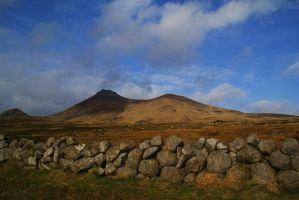 Mourne Mountains by ottomatt