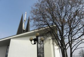 Breclav church II by krigl