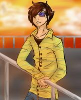 wALK,, Sollux Captor by EvaLove1