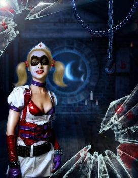 Harley Nurse by theancientsoul