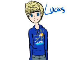 Lucas by My-kitty-whiskers