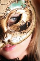 Mask by Helleos