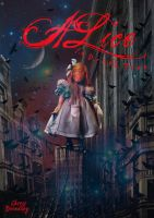 Alice In The City Death by Afrar