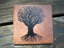 Tree Tile by j2starshine