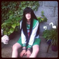 SIT KAGOME by roisincrowe11