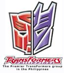 TransFormers Philippines Logo by transformersph