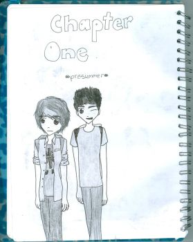 GCftWaB Ch 1 title page by strawberrypower009