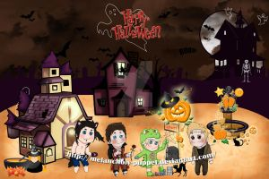 McHalloween by Melancholy-Puppet