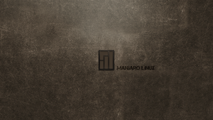 Manjaro Linux Wallpaper by LiquidSky64