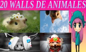 Walls De Animales by FLOPPYTUTOS14