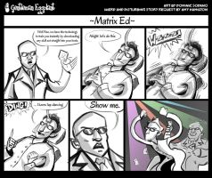 Gentleman Eggplant - Matrix Ed by Sodano