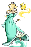 Rosalina Finished by N0-Vacancy
