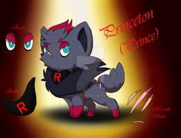 A Deadly Sophisticated Pokemon by LucidDreamDog