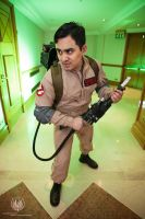 Who You Gonna Call - Ghostbusters Cosplay by faramon