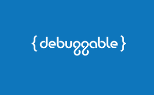 Debuggable Logo by AbhaySingh1