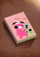 Fairy Tale Book 3D by NekoFOME