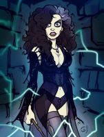 Bellatrix Lestrange by Xheethar