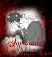 Japanada Is Love by Maple-Mattie-Kun