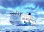Stena Hollandica by mariofdy
