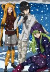 Code Geass - First Snow by Xpand-Your-Mind