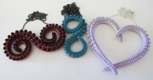 Tentacle Necklaces for sale by KTOctopus