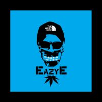 Eazy E The West Side Skull by SeanJJ