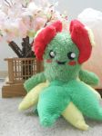 Handmade Bellossom Plush with a Story by Sagojyousartpage