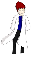 Scientist 2 by LilAngel0913