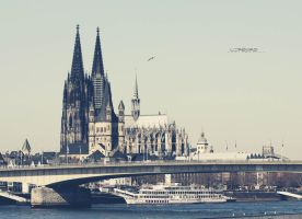Cologne by kathrinska