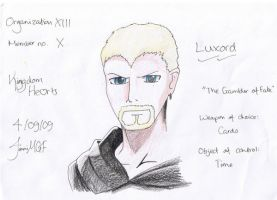 Luxord by JenniMGF