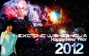 Happy New Year 2012 by ExctonIc