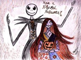 Happy Halloween by WitchyElphaba