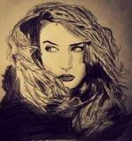 Kate Winslet by LucaHennig