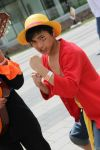 Monkey D. Luffy by WindMaster15