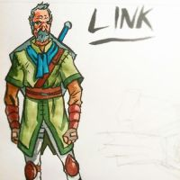 Old Link by stinson627