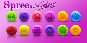 Spree icons by jquest68