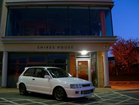 Toyota Starlet Photoshoot 3 by miracle411