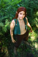 Elfquest - Redlance by Jozo-Dono