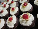 Chocolate Almond Raspberry Cupcakes by Angel-Of-Tricks