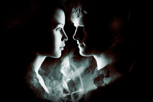 Katniss + Peeta - United by ParalyzingLove