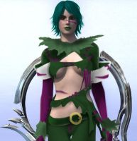 Tira by AnimeElf