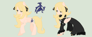 {PONIFICATION} Cynthia by sparkIinq