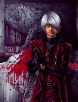 Devil May Cry by taintedsilence