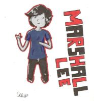 Marshall Lee by cali-cat