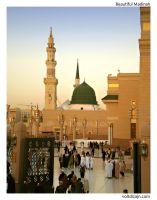 Beautiful Madinah 4 by bx