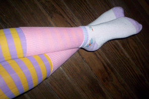 Different Socks by Guidai