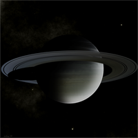 ringed gas giant 2 by istarlome